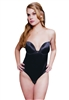 Fullness Thong Back Backless and Strapless Body Shaper